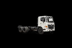 Khuyến mại phí trước bạ cho xe tải Hino FL Euro 4